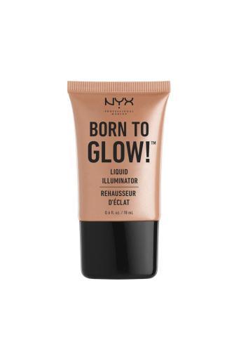 Iluminador líquido Born to Glow de NYX,