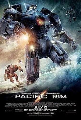 del Toro's Pacific Rim 2013