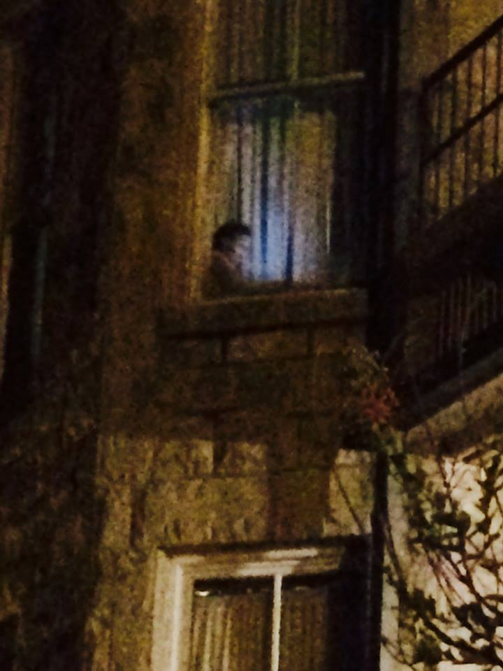 ghost child at the haunted Crescent Hotel.