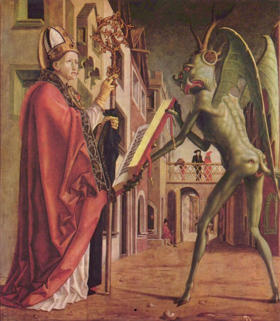 The Saint and the Devil