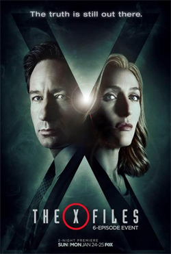 X-Files Re-opened