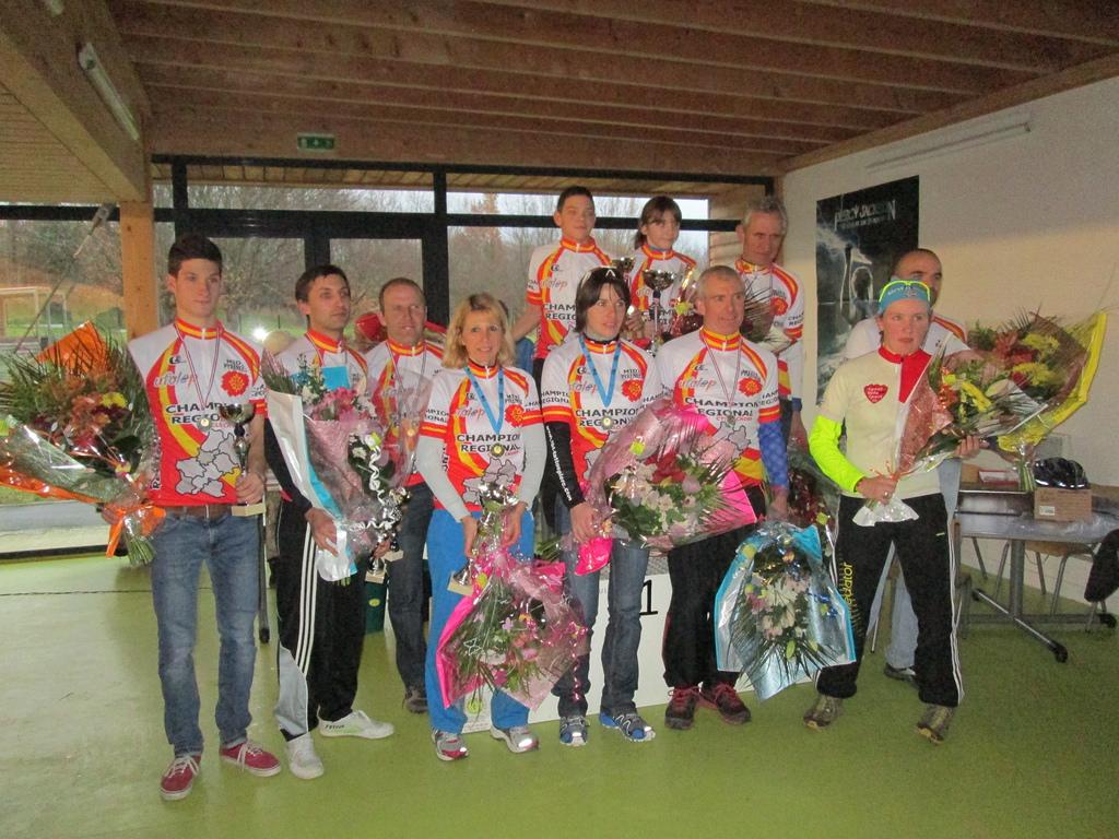 champions regionaux