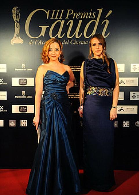 Clara Galí - III Premis Gaudi