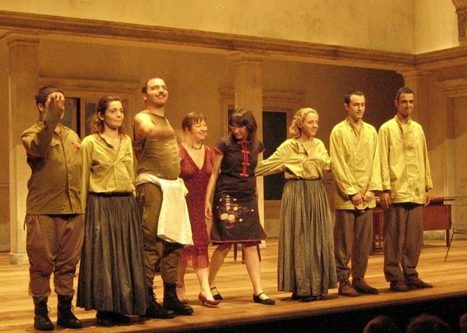 Clara Galí - Teatre Lliure