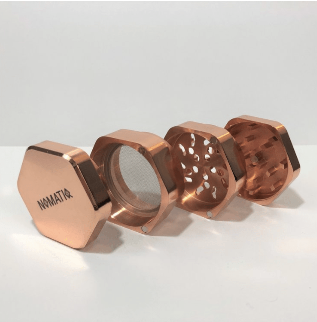 Hex-Grinder (Rose Gold)