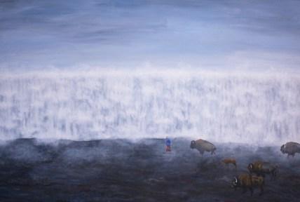 bufflarnas promenad