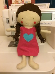 Darceys doll