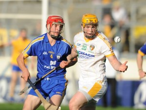 U-21 all-Ireland final Clare V Antrim at Thurles