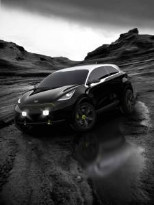 Kia's Niro concept will debut at Frankfurt