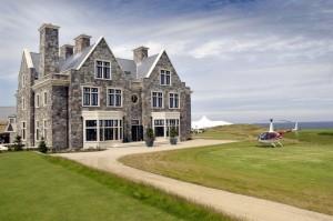 The Lodge at Doonbeg Golf Club. Photograph by John Kelly.