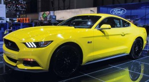 Ford's Mustang is on the way. The first order is already in from a Donegal man.