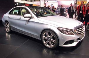 The all-new Mercedes C Class will come to Ireland before the end of the year.