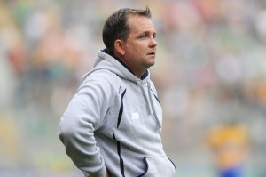 Clare hurling manager, Davy Fitzgerald.