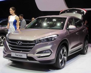 The Tucson nameplate returns to replace the Hyundai ix35.
