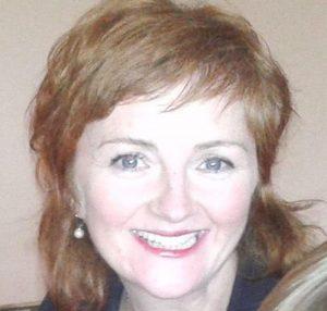 Tghis year's adjudicator, Irene O'Meara.