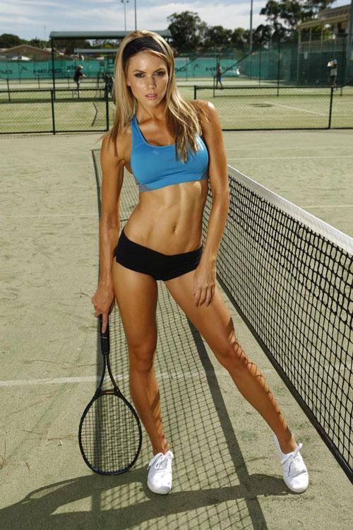 Hot Tennis Girls