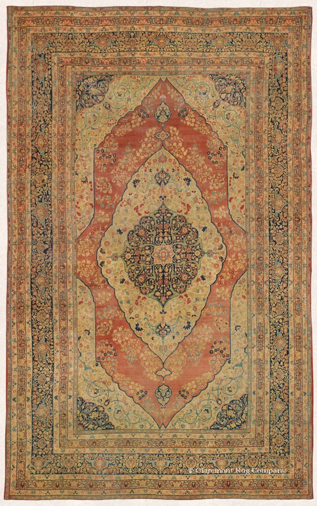 Houston Chronicle Reports on ArtLevel Antique Rug Collection