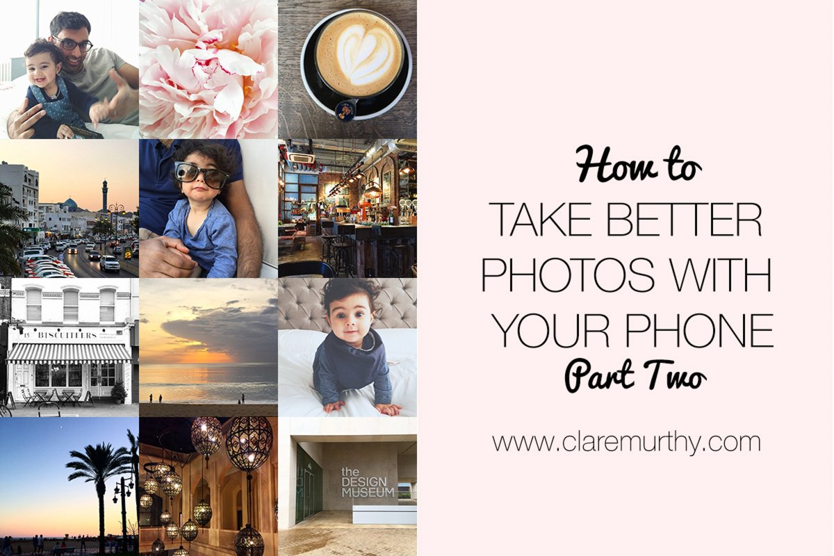 How to take better photos with your phone | Photography tips from a professional photographer