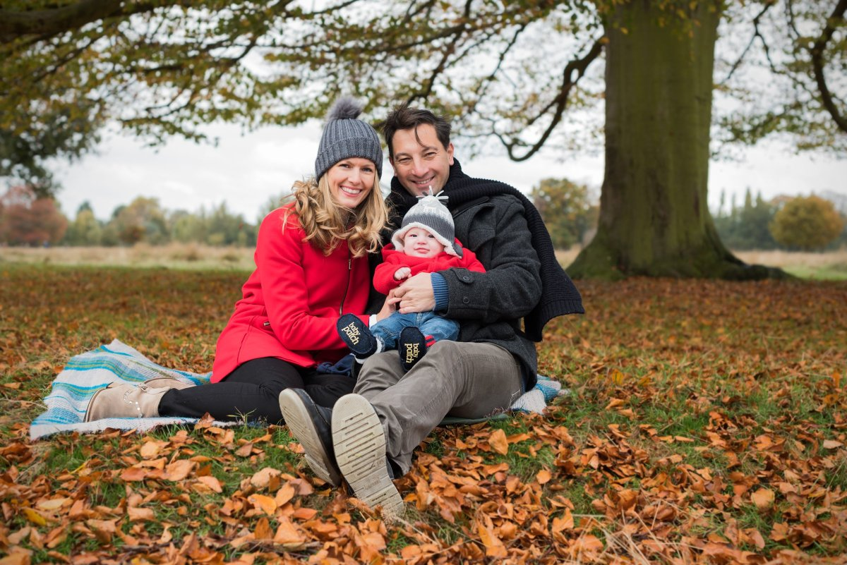 Kingston Upon Thames Family Portrait Photographer. Clare Murthy Photography