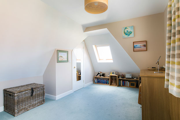 Bedroom and Ensuite Bathroom Loft Conversion  Clarendon Carpentry
