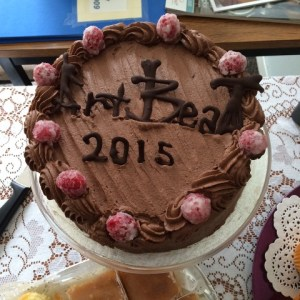 Culture and cake at ArtBeat 2015