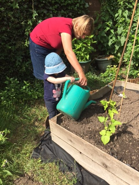 ArtBeat 2016 - Get Growing Get Sowing at Clarendon Park Community-Gardens