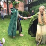 ArtBeat 2016 - Summer Solstice Ritual at Clarendon Park Community Gardens