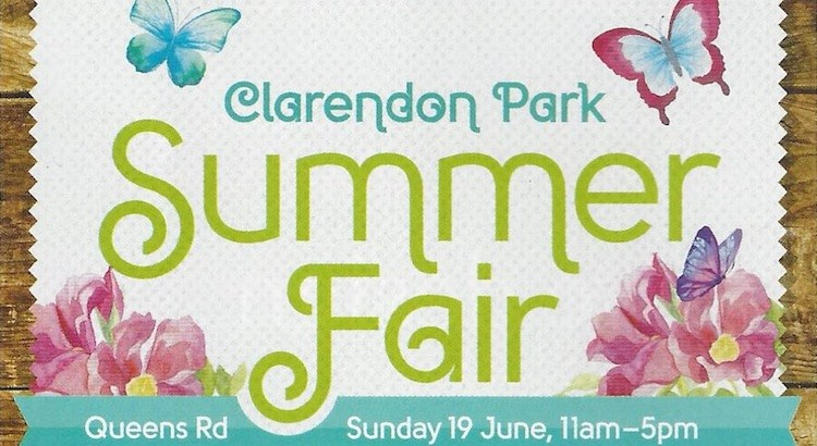 Clarendon Park Summer Fair 2016