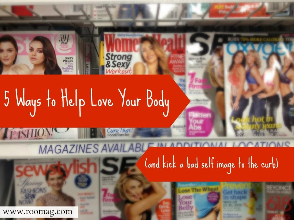 Practical Ways to Combat Low Self-Image