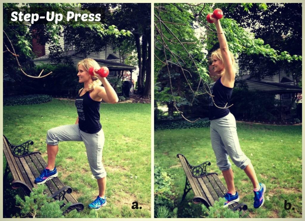 "5 ""Full Body Functional"" Exercise for the Mom!!"
