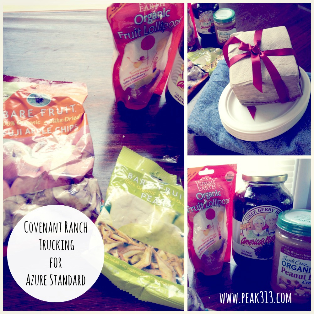 An EASY way to get natural, organic, AFFORDABLE food to my door!
