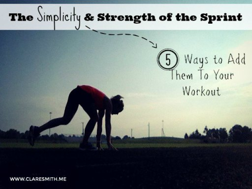 The Simplicity & Strength of the Spring (& 5 Ways to Incorporate Them To Your Workout) : www.claresmith.me