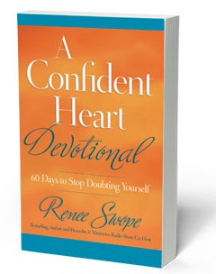 A Confident Heart Devotional Renee Swope