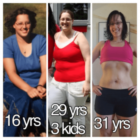 Shed & Share Wednesdays: Find out how Jessica lost over 100 lbs! | peak313.com