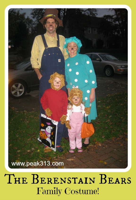 Here ... & 6 Fun and Easy DIY Costumes! starring my family!