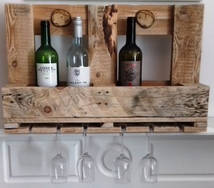 Handmade Wine Rack €25.00