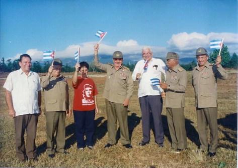 RCM, Comandantes revolución cubana, Pinar del Río, 2000