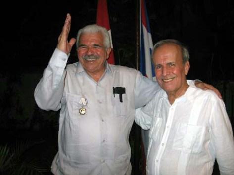 RCM, Ricardo Alarcon Orden José Martí 2006