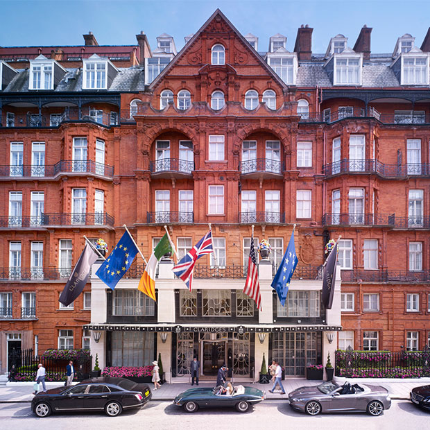 Claridge S Hotel 5 Star Luxury In The Heart Of Mayfair