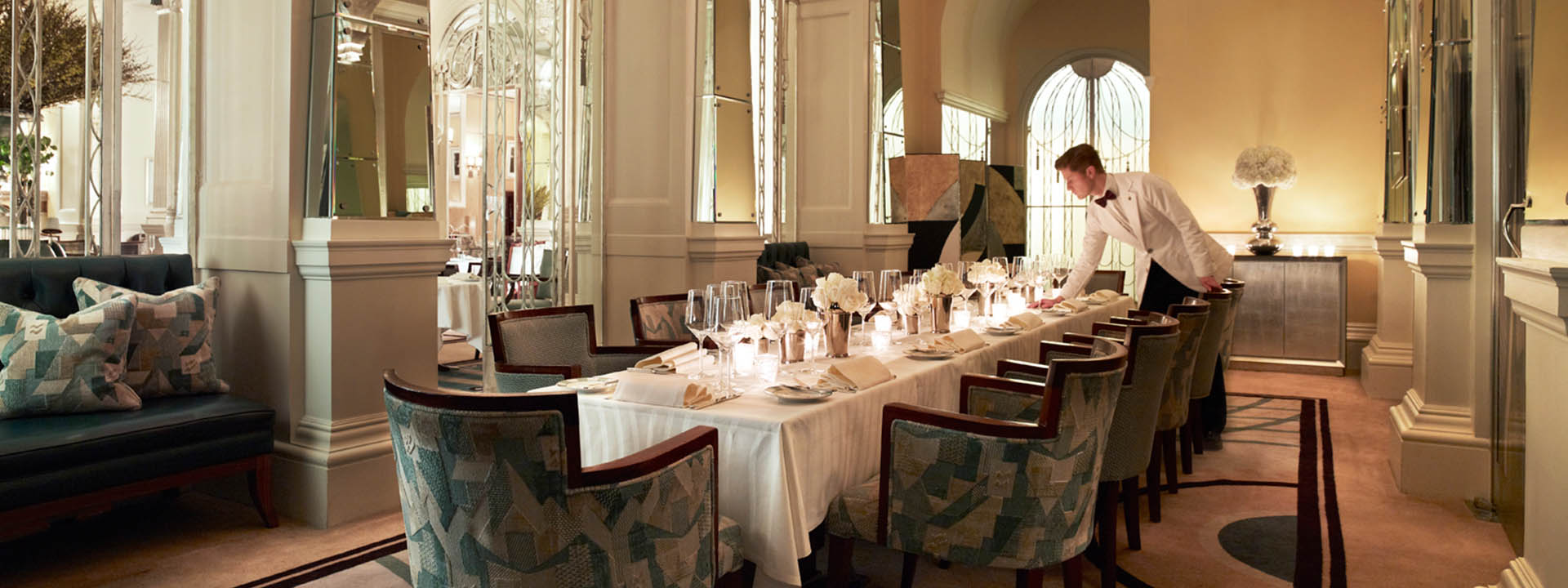 private dining at the