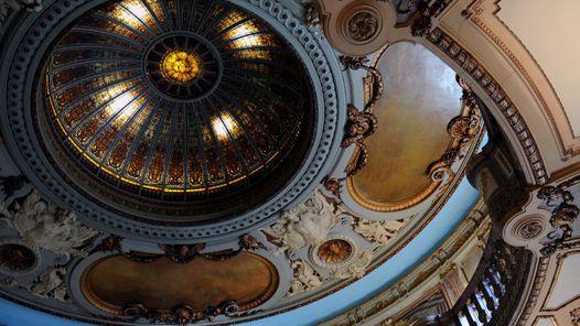 RECORRIDA. El Palacio Paz es una de las joyas ocultas de la Ciudad. (Lucía Merle)