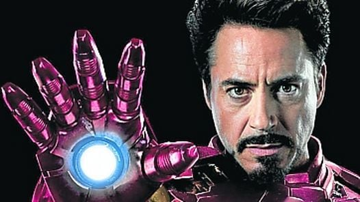 Downey Jr. Un Iron Man imbatible.