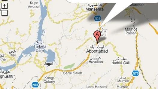 ABOTTABAD. Bin Laden se había refugiado en esta ciudad, a unos cincuenta kilómetros al norte de Islamabad.
