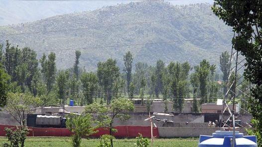 ABOTTABAD. Esta es la casa donde presuntamente EE UU mató a Osama Bin Laden. (EFE)