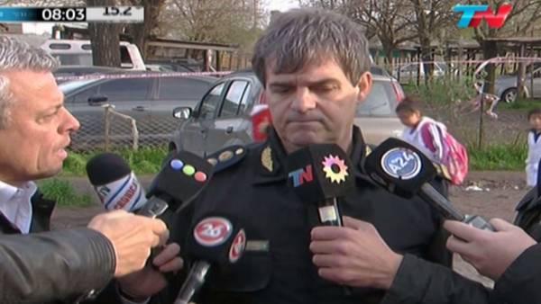 Habla un comisario por el asesinato del chofer.