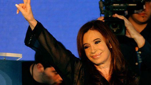 Cristina Presidente 2011: Un discurso con recuerdos a Kirchner y un llamado a la unidad nacional. (Gustavo Garello)