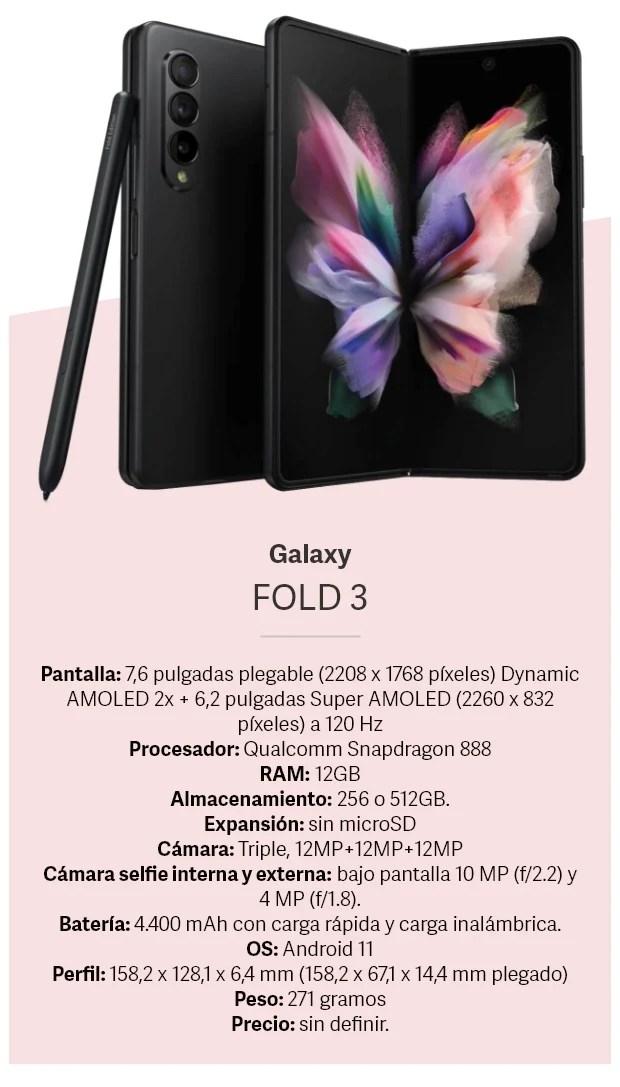 Galaxy Fold 3