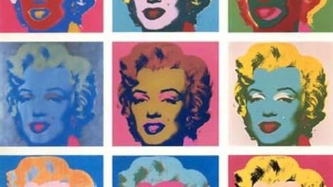 MARILYN MONROE. Por Andy Warhol.