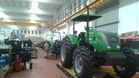Agrale debuta en Expoagro en esta edición y será el tractor oficial.