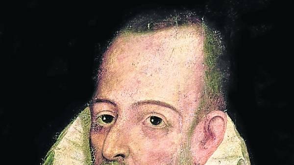 Miguel de Cervantes. Recaudador de impuestos y dador de sueldos.
